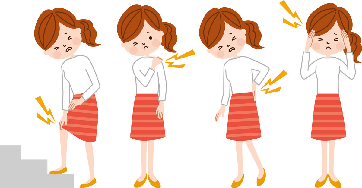 Como evitar dolores de espalda cuando estás de pie