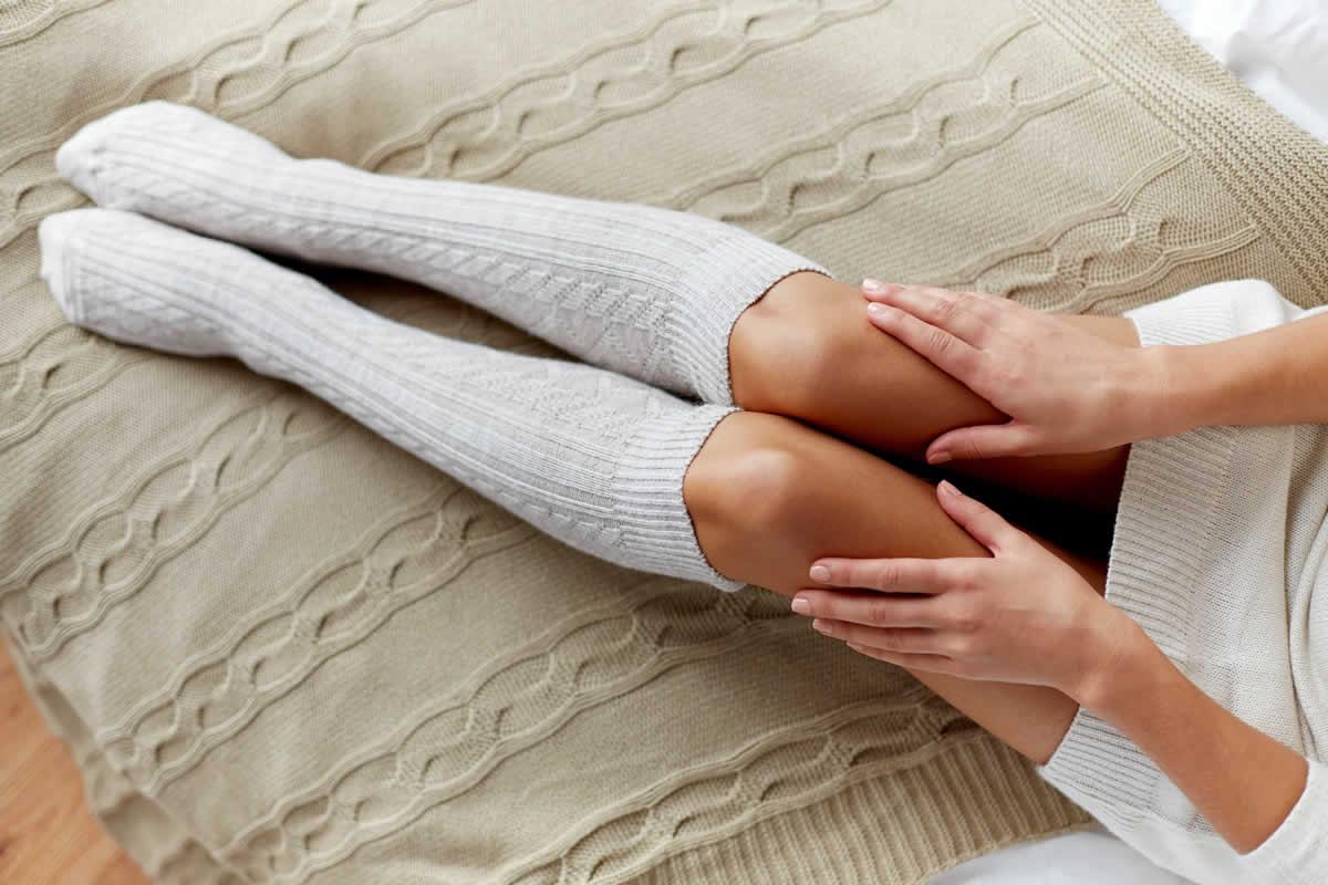 Los mejores cuidados para embellecer las rodillas